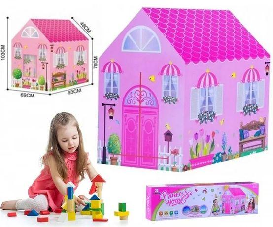 Детская игровая палатка-домик Princess Home ДЕВОЧКЕ