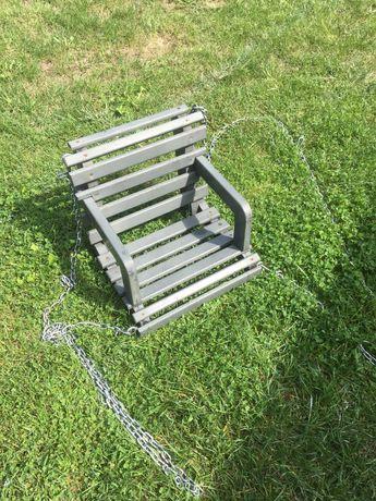 Huśtawka siedziako dla dziecka