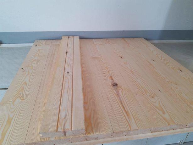 Sosnowa deska podłogowa PRODUCENT