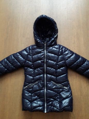 """Куртка Курточка монклер """"NEXT"""". На дівчинку 3-4 роки."""