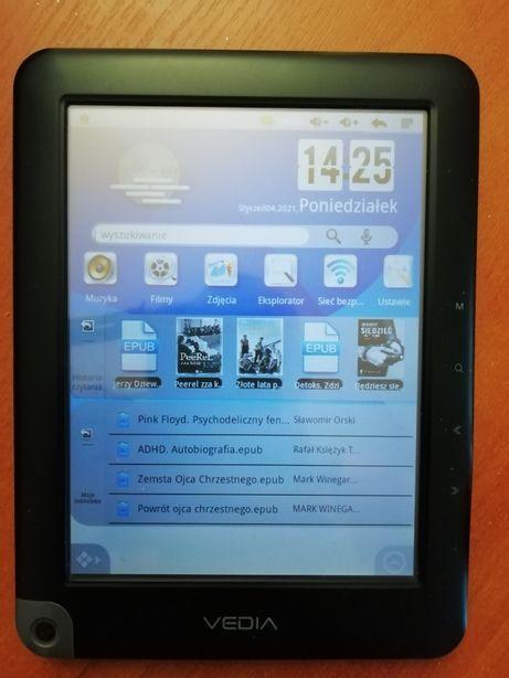 Czynik ebook vedia ereader k30