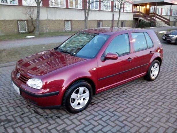 Volkswagen Golf 1.4 16v 75km benzyna full opcja auto przeznaczone