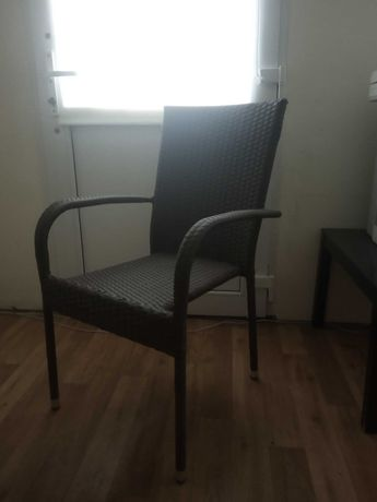 krzesła  ogrodowe szt 4