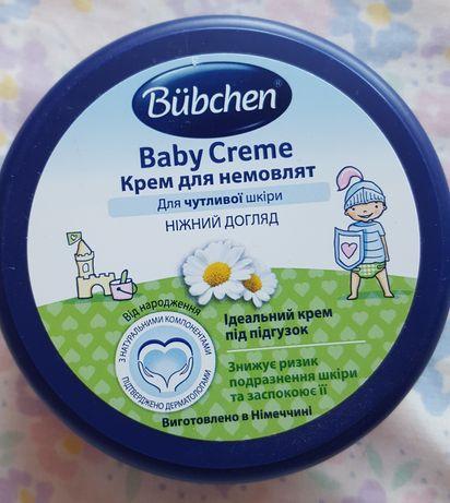 Крем для малыша Бюбхен