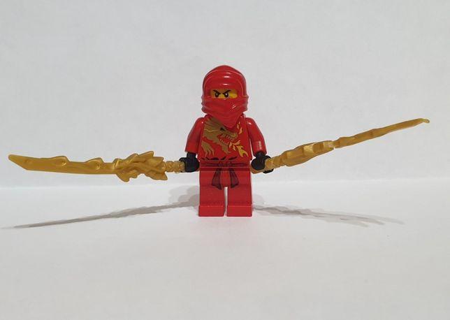 LEGO Ninjago Minifigurka njo009 Kai DX (Dragon eXtreme Suit)