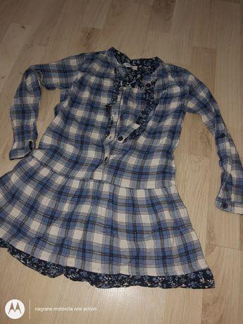 Sukienka 116 dziewczynka