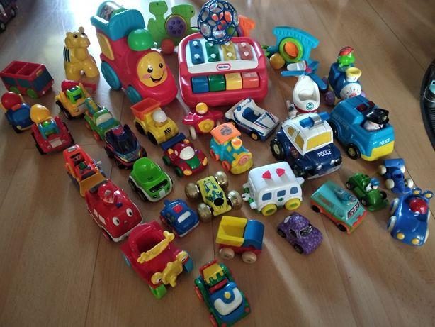 Zabawki 0-4 latka w tym Little Tikes