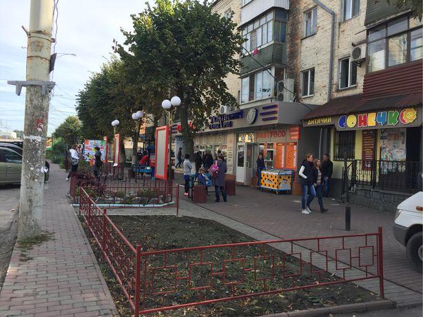 Проспект Коцюбинского 45 м.кв.