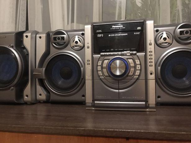 Музыкальная стереосистема Panasonic