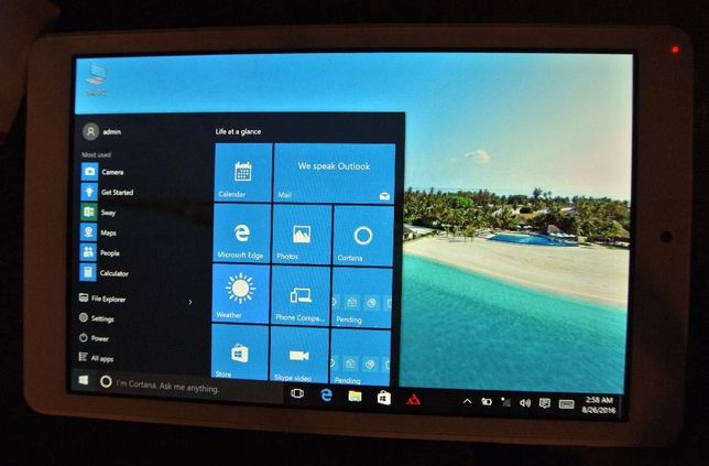 Акция Планшет на Windows Android Teclast X80 Pro
