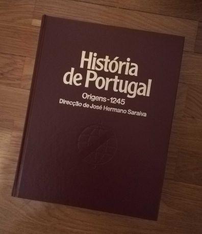 História de Portugal e Descobrimentos Portugueses José Hermano Saraiva