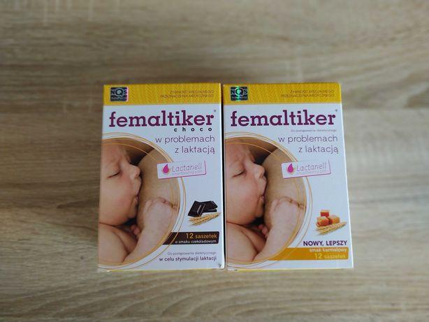Femaltiker - preparat na problemy z laktacją