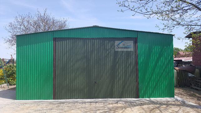 Magazyn rolniczy, gospodarczy, garaż blaszany KAŻDY WYMIAR, PRODUCENT