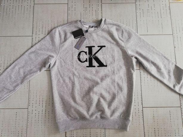 Bluza Calvin Klein XXL szara. Nowa