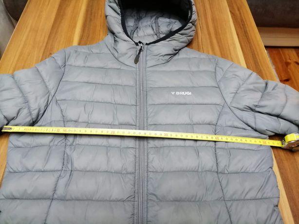 Kurtka płaszczyk zimowy brugi
