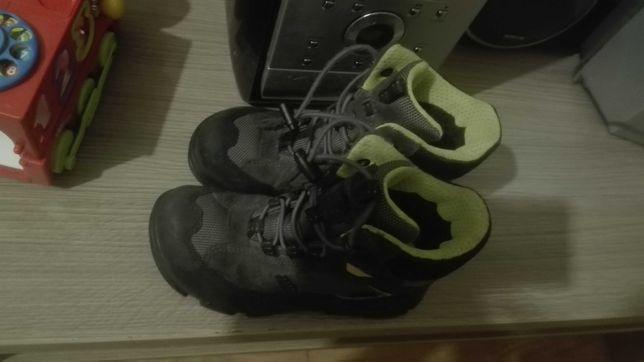 Buty trapery chłopięce