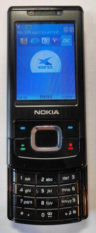 Telefon komórkowy Nokia 6500s-1 slide (idealna)