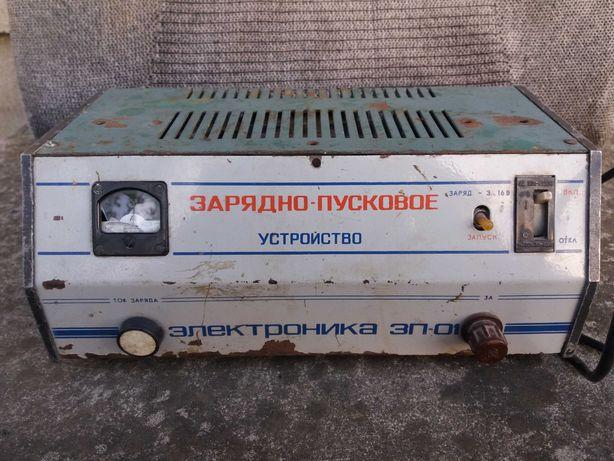 Зарядно-пусковое зарядное устройство Электроника ЗП-01