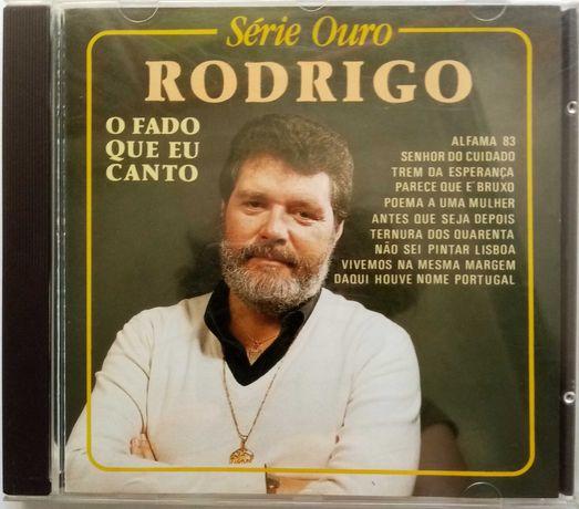 Rodrigo (fado) 2 cd's