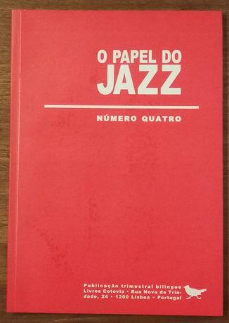 o papel do jazz, número quatro , cotovia