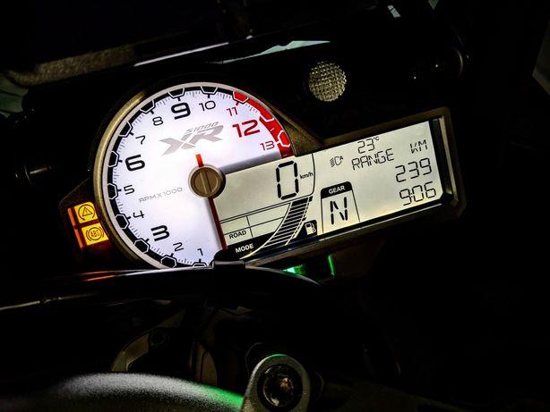 Reset da luz de serviço BMW motos