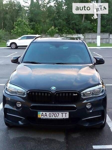 BMW X5 m50d 2016г Киев - изображение 1