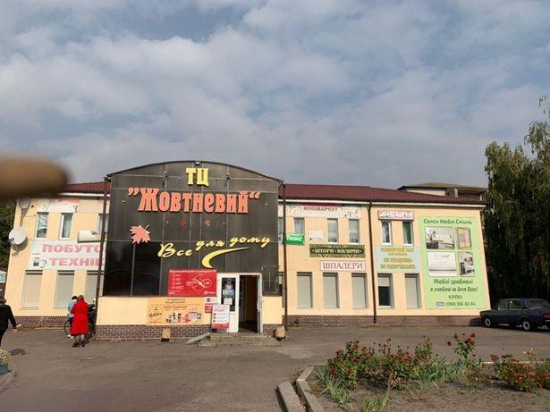 Торгівельний центр в Київській області 661,9 кв.м.