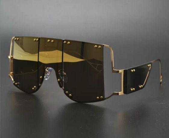 Okulary przeciwsłoneczne nowy model Rihanna