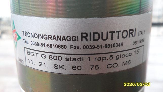 Редуктор угловой Tecnoingranaggi Riduttori BGT 800 G