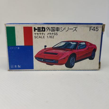 Tomica F45 Maserati Merak SS