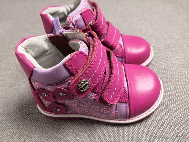 Шкіряне взуття flamingo