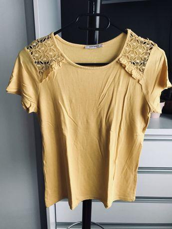 Żółta bluzeczka Orsay, r. 34