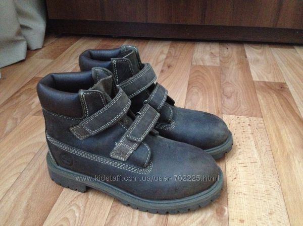 Timberland взуття для хлопчика