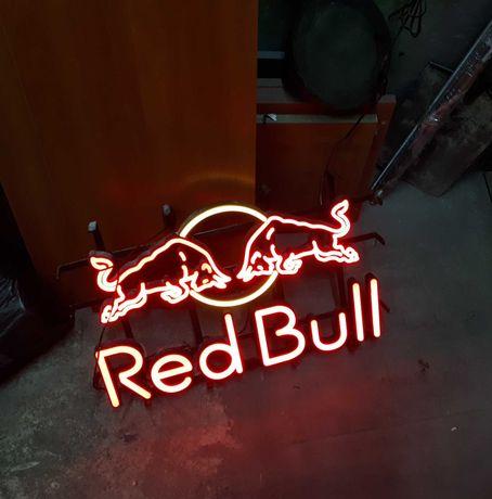 Red bull неон Оед Булл