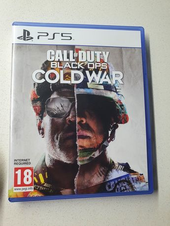 Call of duty cold War ps5 ( rus)/обмен