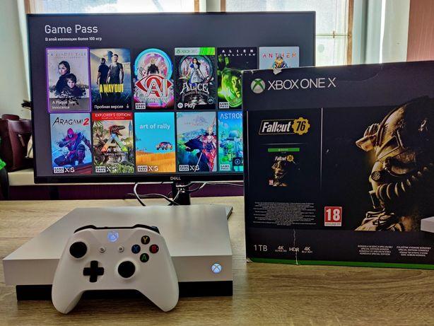 Xbox One X White 1Tb