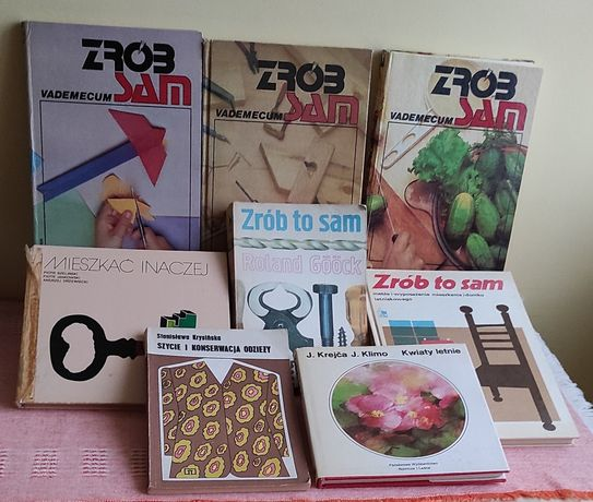 B.STARE i różne książki.