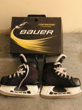 Хоккейные коньки Bauer Supremre 140 YTH 11