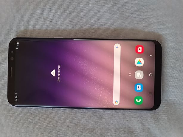 Samsung Galaxy S8 Plus 4/64GB SM-G955F Orchid Gray samsung s8 plus