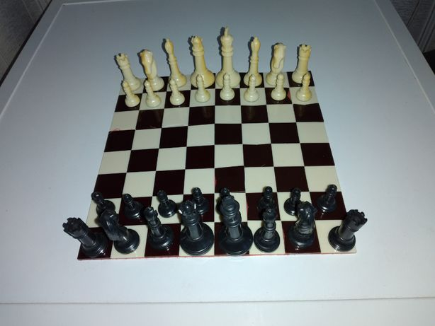 Шахматы складные походные