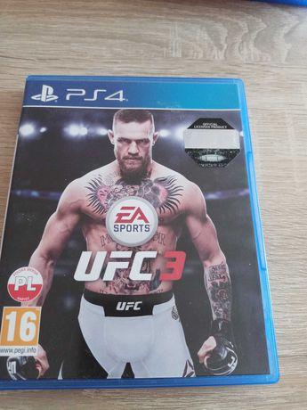 Gra UFC3 na Ps4 PL