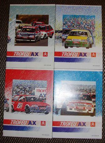 Várias Colecções de Cadernos Escolares fabricadas nos anos 80 NOVOS