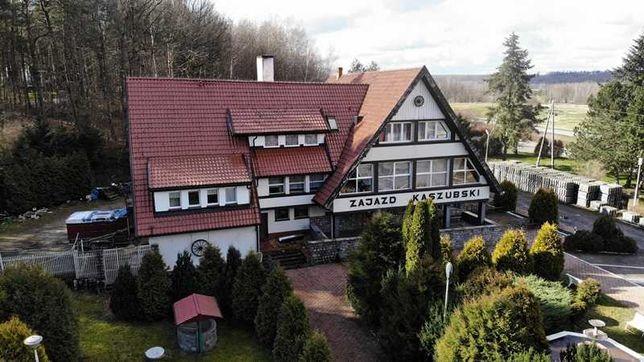 Hotel - Zajazd nad jeziorem Lubowidz