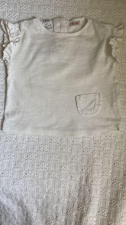 bluzeczka zara kids 74 6-9 msc