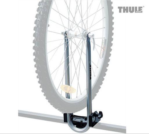 THULE 545-1 Uchwyt do przewozu przedniego koła roweru NOWY
