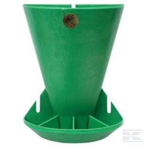 Automat paszowy do karmy suchej i granulowanej 5 l dla prosiąt