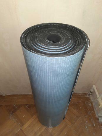 Вспененный каучук 9мм с липким слоем (самоклеющийся)