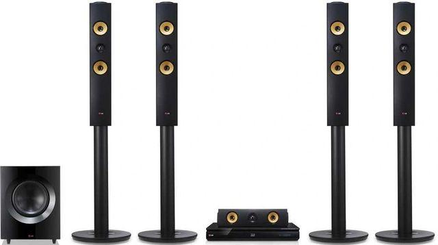 Kino domowe LG BH7540T głośniki 5.1 ,1200W, Blu-Ray, 3D,  100% sprawne