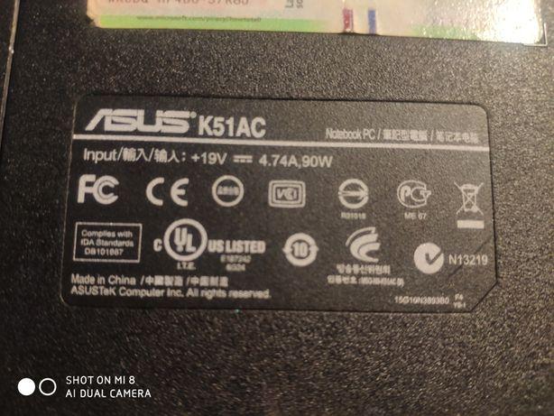 Laptop Asus 15