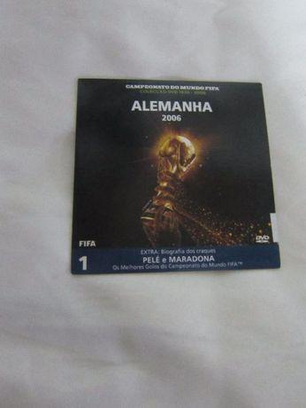 DVD Campeonato do Mundo FIFA Alemanha 2006 - Colecção DVD